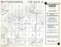 Matchwood T49N-R41W, Ontonagon County 1959